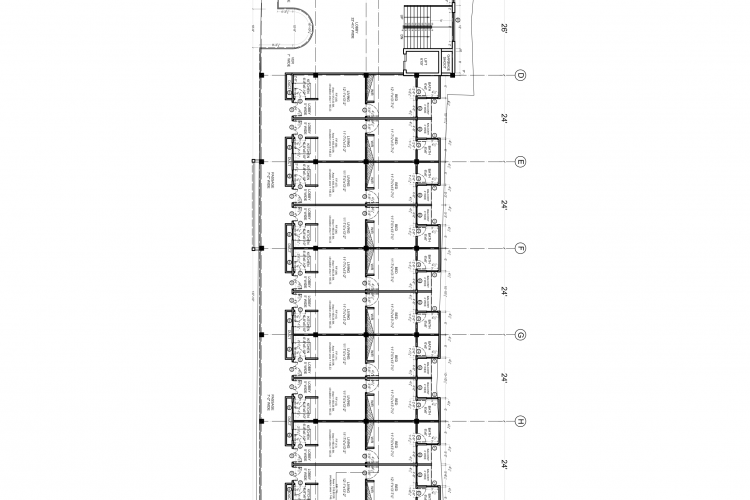 Block N FIRST TO 6TH FLOOR PLAN-1